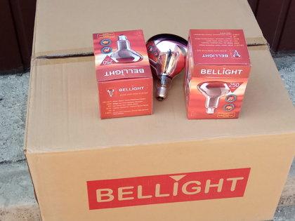 "Лампа ИКЗК ""Bellight"" 250W (Польша)"